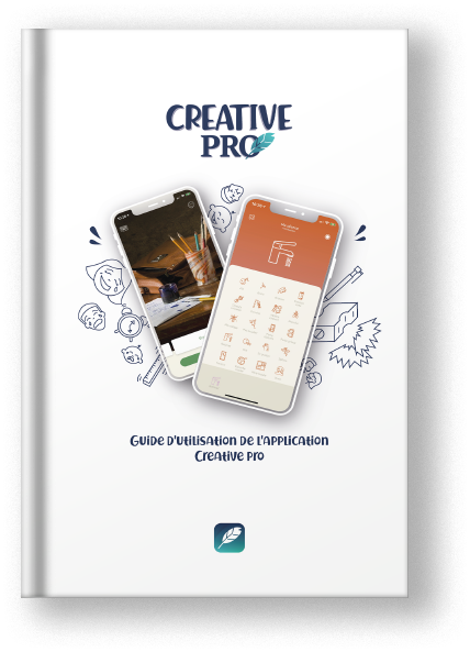 Guide application Creative Pro